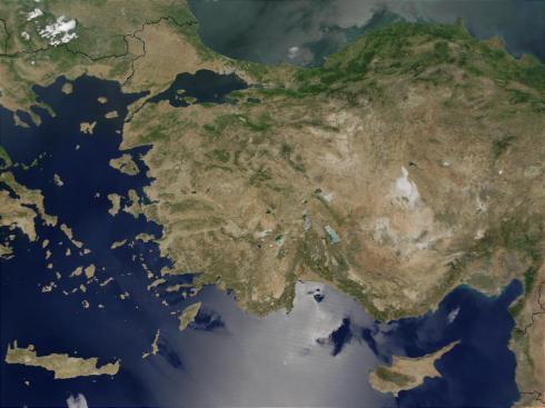 turkey_satellite_nasa