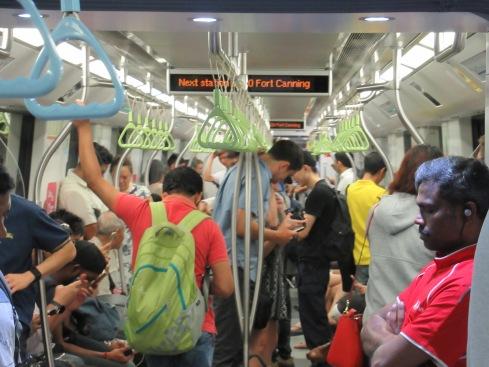 Singapore subway 5
